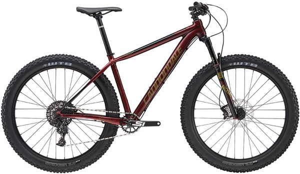 "Cannondale Beast of the East 2 27.5"" Mountain Bike 2017 - Hardtail MTB"