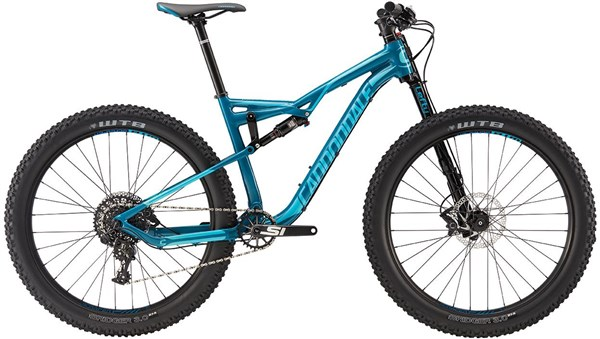 "Cannondale Bad Habit 1 27.5"" Mountain Bike 2017 - Trail Full Suspension MTB"