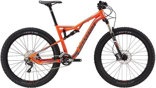 "Cannondale Bad Habit 2 27.5"" Mountain Bike 2017 - Trail Full Suspension MTB"