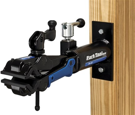 Park Tool PRS4W - Deluxe Wall-Mount Repair Stand With 100-3D Clamp