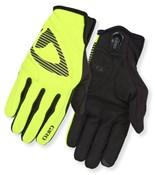 Giro Blaze Lightly Insulated Soft Shell Long Finger Glove