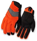Product image for Giro Ambient Soft Shell Cycling Long Finger Gloves SS16