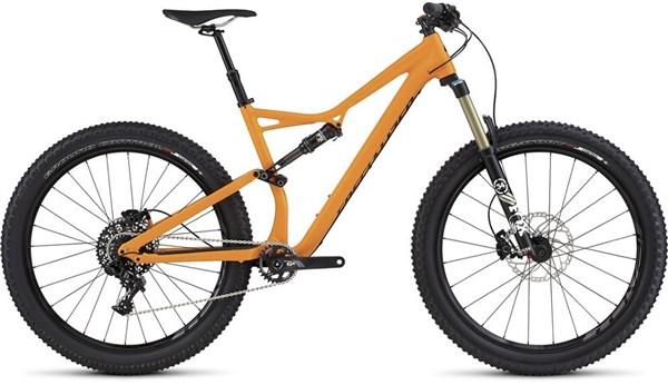 Specialized Stumpjumper FSR Comp 6Fattie 27.5+ Mountain Bike 2016 - Full Suspension MTB