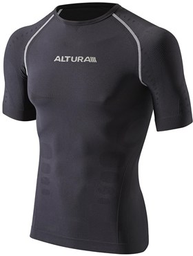 Altura Second Skin Short Sleeve Cycling Base Layer SS17