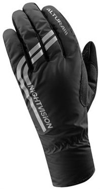Altura Night Vision Waterproof Cycling Gloves SS17