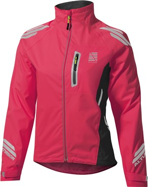 Altura Night Vision Womens Waterproof Cycling Jacket SS17