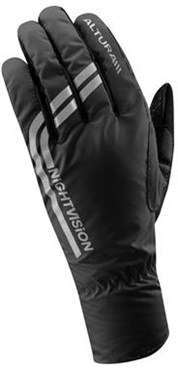 Altura Night Vision Womens Waterproof Cycling Gloves SS17