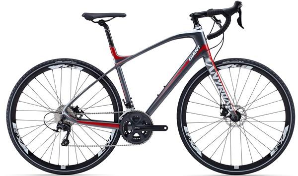 Giant AnyRoad CoMax 2016 - Cyclocross Bike