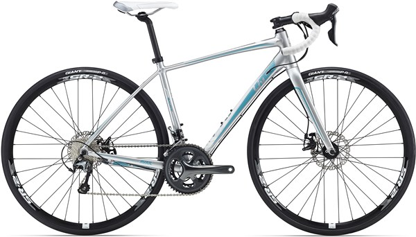 cf29d0331c7 Giant Liv Avail 2 Disc Womens 2016 - Out of Stock   Tredz Bikes