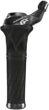 Sram Shifter Gx Grip Shift 11-speed Rear - With Locking Grip