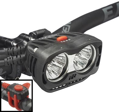 NiteRider Pro 3600 Enduro Remote Rechargeable Front Light