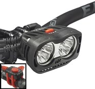 Product image for NiteRider Pro 3600 Enduro Remote Rechargeable Front Light