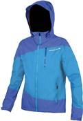 Endura SingleTrack Waterproof Cycling Jacket SS17