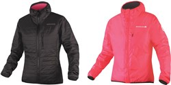 Endura FlipJak Reversible Womens Cycling Jacket