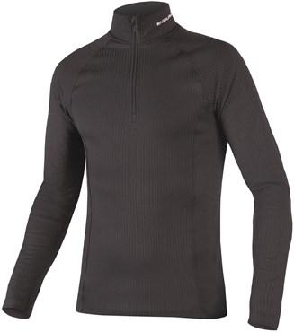 Endura Transrib High Neck Long Sleeve Jersey