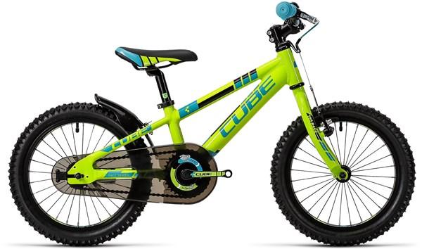 Cube Kid 160 Boy 16W 2016 - Kids Bike