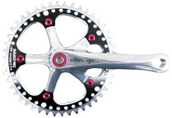 Product image for Dia-Compe Gran Compe Single Crankset