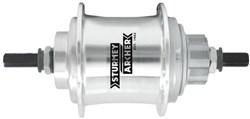 Sturmey Archer S3X 3Speed Fixed Hub - O.L.D. inc. Bar Mount Shifter