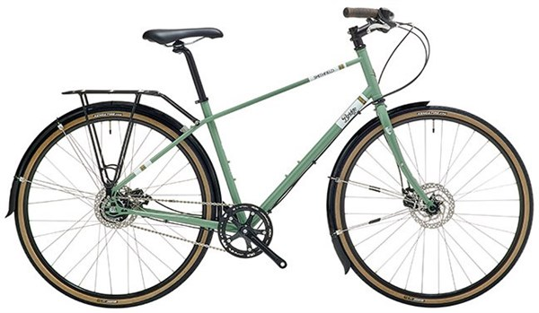 Genesis Smithfield 2016 - Hybrid Sports Bike