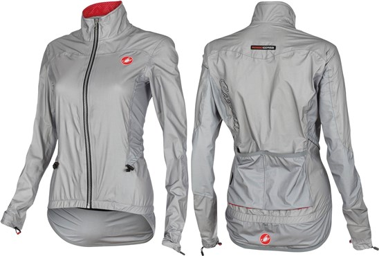 Castelli Donnina Womens Rain Cycling Jacket Out Of Stock