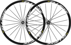 Mavic Ellipse Track Clincher Wheels 2018