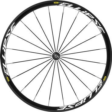 Mavic Ellipse Track Clincher Wheels 2018
