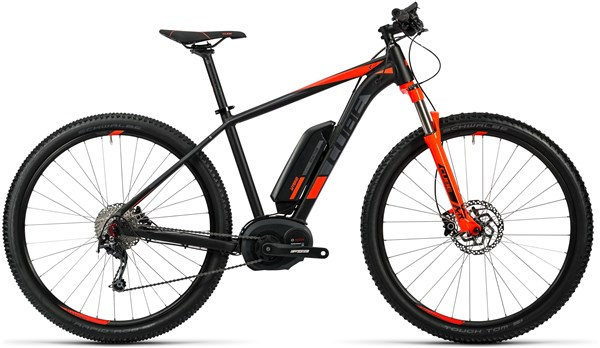 Cube Reaction Hybrid HPA Pro 500 27.5  2016 - Electric Bike