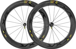 Product image for Mavic CXR Ultimate 60 C Clincher Road Wheels 2017
