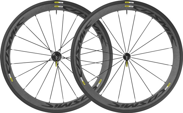 Mavic Cosmic Carbone 40 Elite Road Wheelset