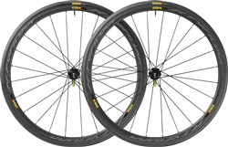 Mavic Ksyrium Pro Carbon SL C Disc Clincher Road Wheels 2017