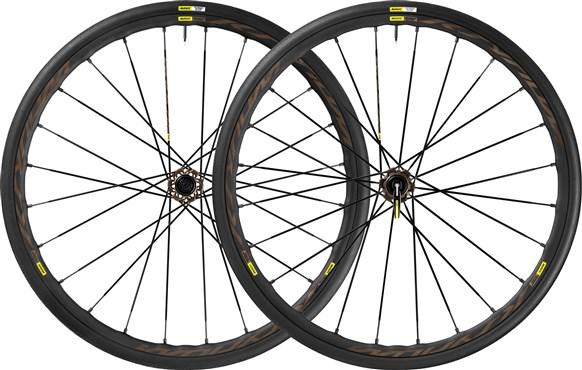 Mavic Ksyrium Pro Disc Allroad Clincher Road Wheels 2017