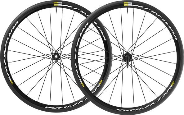 Mavic Ksyrium Disc Clincher Road Wheels 2016
