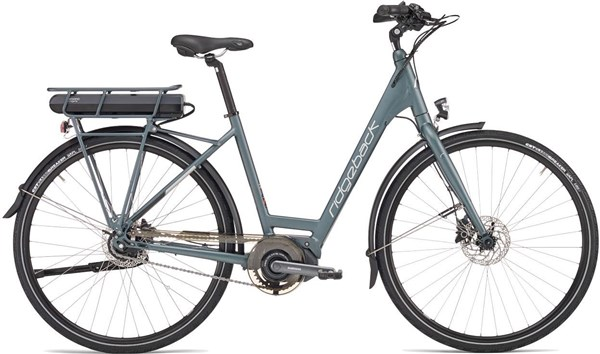 Ridgeback Electron Plus 2019 - Electric Hybrid Bike
