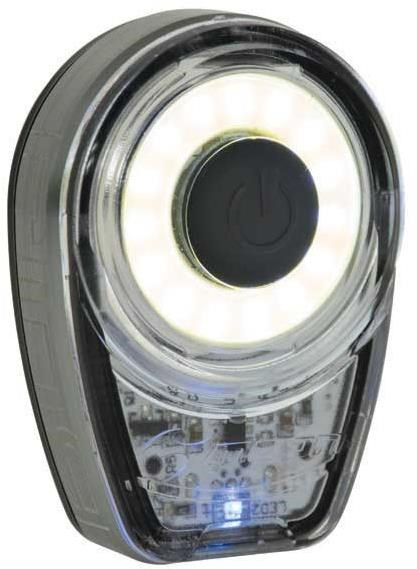 Moon Ring USB Rechargeable Front Light | Front lights