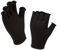 Sealskinz Merino Fingerless Cycling Gloves Liner