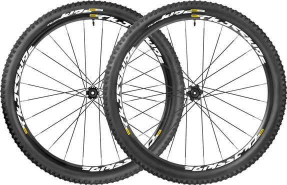 "Mavic Crossride Light WTS MTB Wheels - 29"" - 2017"