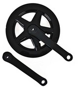 Product image for Raleigh Junior Chainset with Chainguard