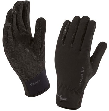 Sealskinz Womens Sea Leopard Long Finger Cycling Gloves