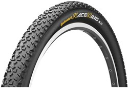 Continental Race King RaceSport Black Chili 26 inch MTB Folding Tyre