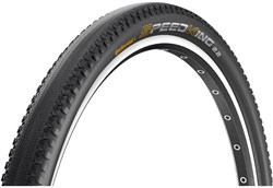Product image for Continental Speed King II RaceSport Black Chili 27.5 inch MTB Folding Tyre