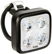 Product image for Knog Blinder Mob Four Eyes USB Rechargeable Front Light