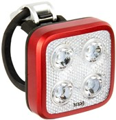 Knog Blinder Mob Four Eyes USB Rechargeable Front Light