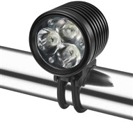 Product image for Gemini Olympia LED Rechargeable Front Light - 2100 Lumens