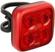 Knog Blinder Mob Four Eyes USB Rechargeable Rear Light