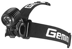Gemini XERA LED Rechargeable Front Light - 950 Lumens