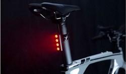 Knog Blinder Mob V The Face USB Rechargeable Rear Light