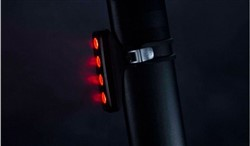 Knog Blinder Mob V The Face USB Rechargeable Rear Light