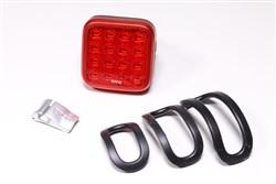 Knog Blinder Mob Kid Grid USB Rechargeable Rear Light