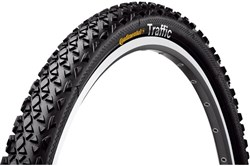 Product image for Continental Traffic 26 inch MTB Tyre