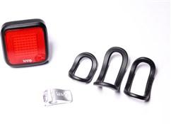 Knog Blinder Mob Mr Chips USB Rechargeable Rear Light